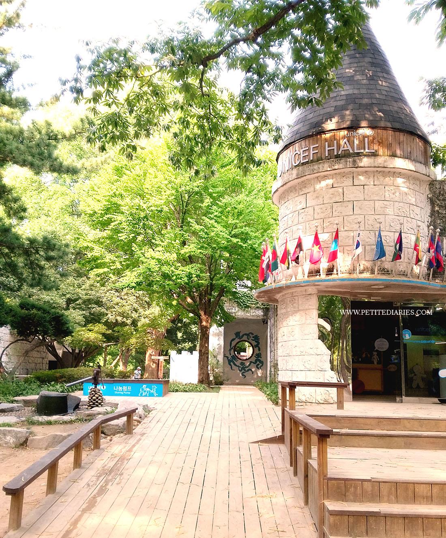 blog nami island