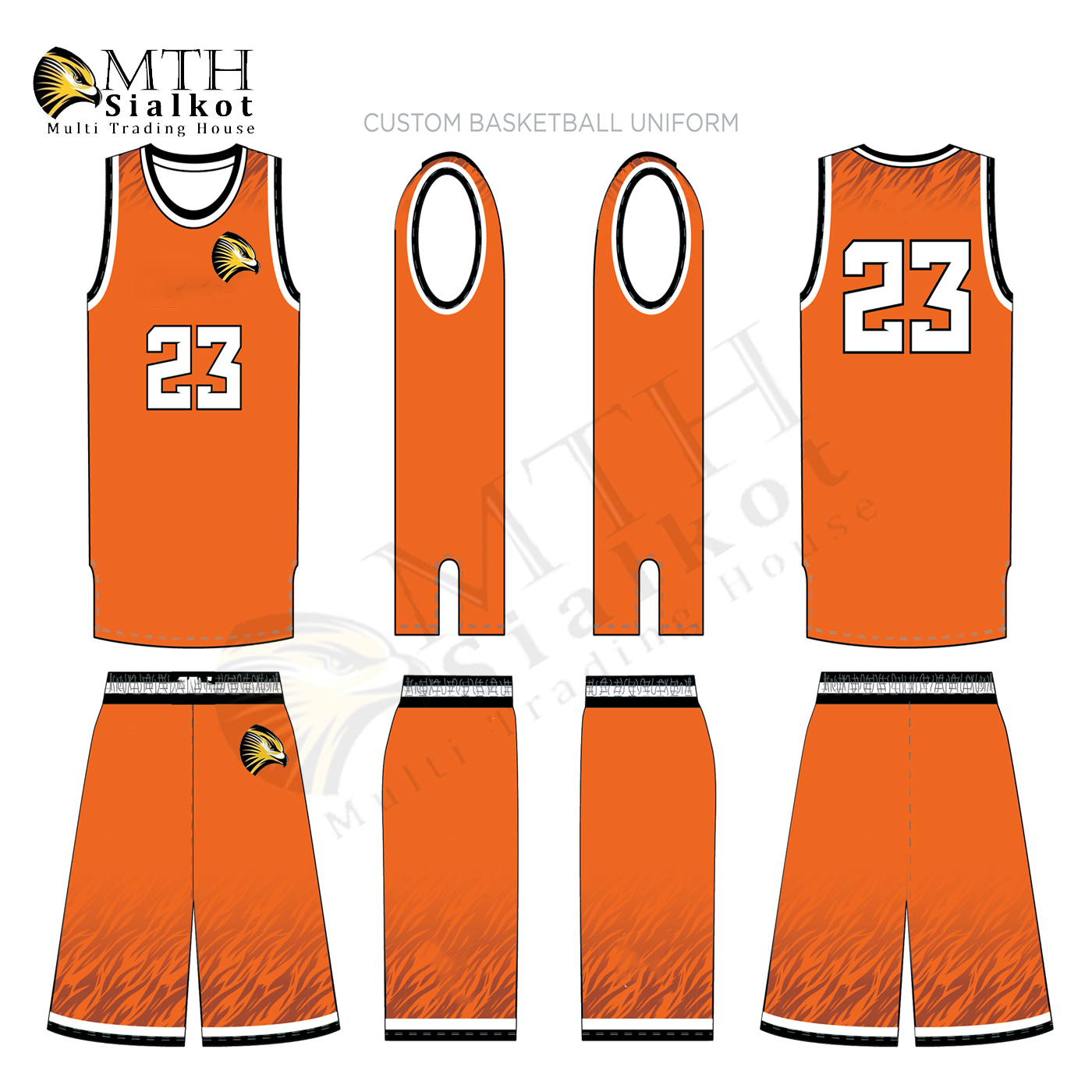 b9f699daba1 Custom made Basketball Uniforms ~ Mth Sialkot