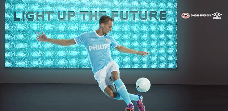 PSV Eindhoven 15-16 Kits Released - Footy Headlines 10360571d