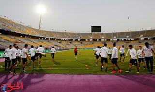 مصر تستعد لكأس العالم روسيا 2018