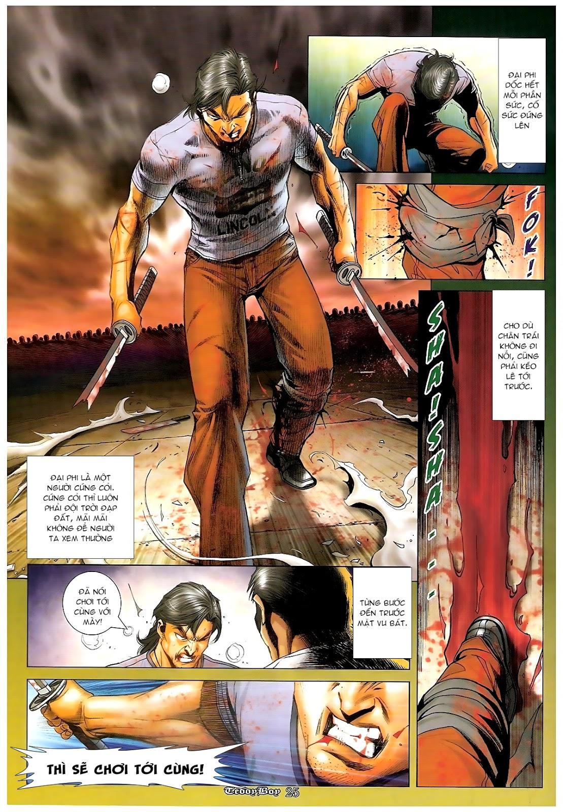 Người Trong Giang Hồ - Chapter 1230: Người thứ tư lên đường - Pic 20