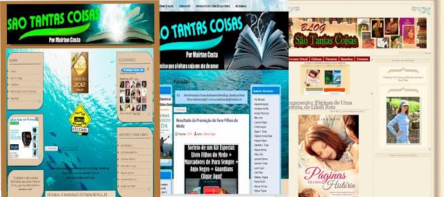 Resultado de imagem para blog sao tantas coisas