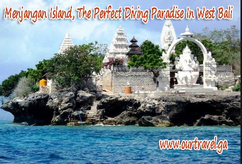 Menjangan Island, The Perfect Diving Paradise In West Bali
