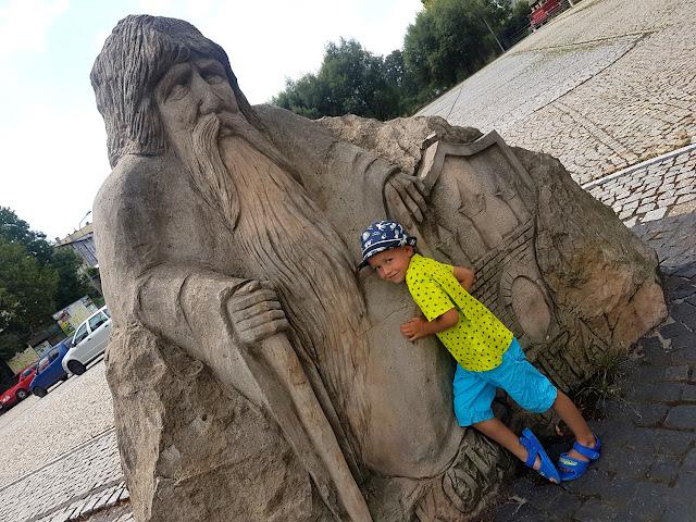 podróże z dzieckiem - Dolny Śląsk z dzieckiem - Góry Stołowe z dzieckiem - Szczeliniec Wielki - Fort Karola - Zalew Radków