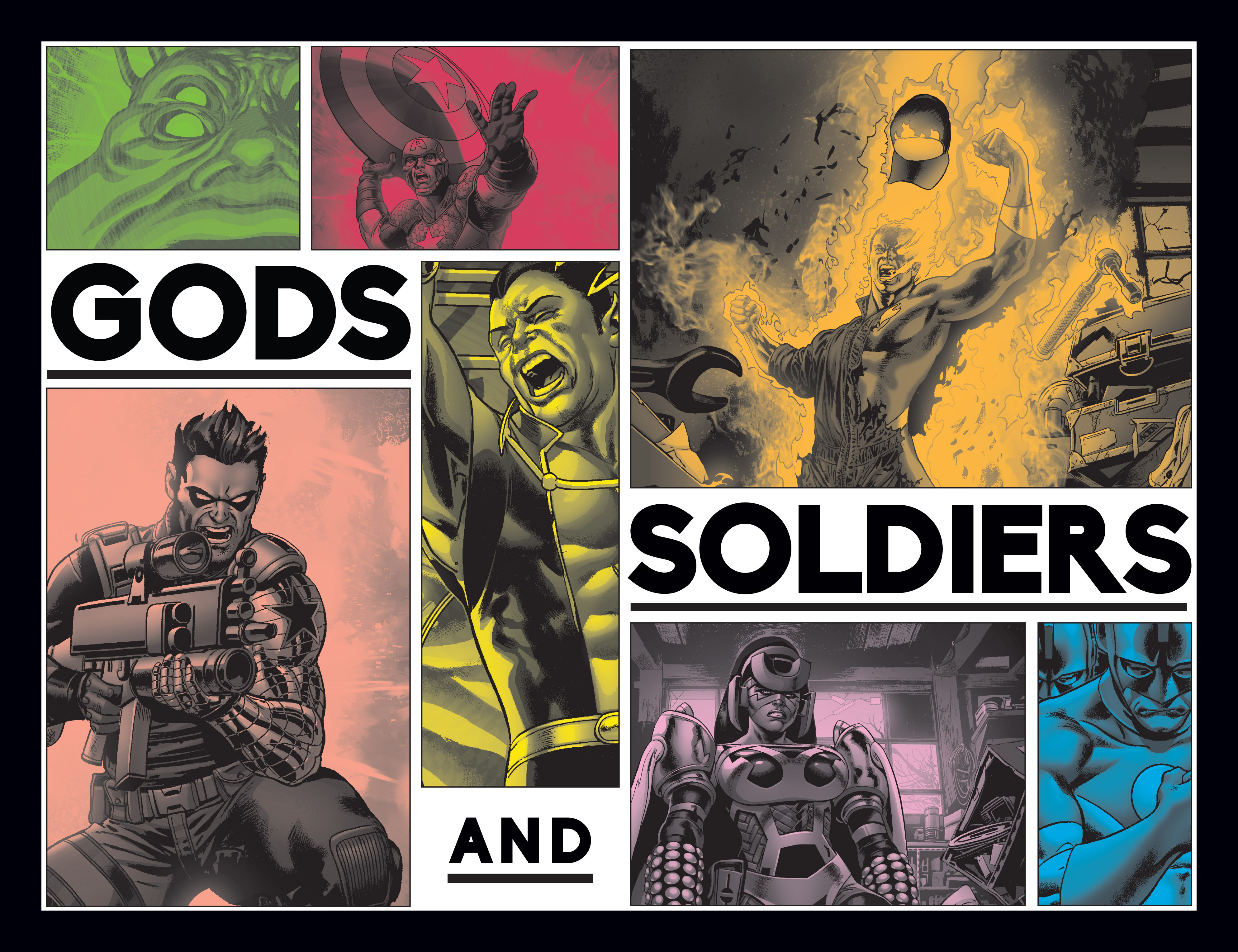 Read online All-New Invaders comic -  Issue #1 - 4