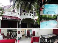 Villa Cerme Kota Batu - Kolam Renang