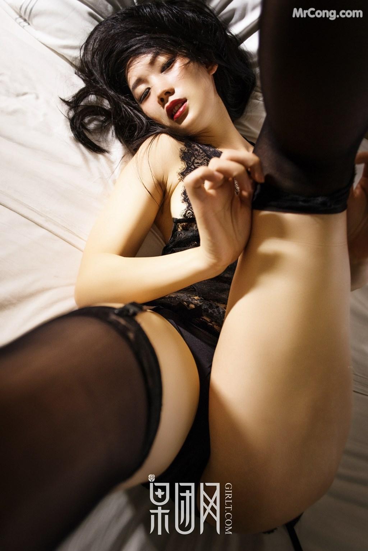 Image GIRLT-No.071-EMILY-MrCong.com-019 in post GIRLT No.071: Người mẫu EMILY (54 ảnh)