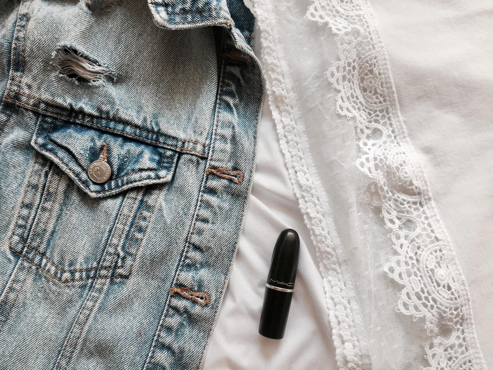 the denim jacket everything erin