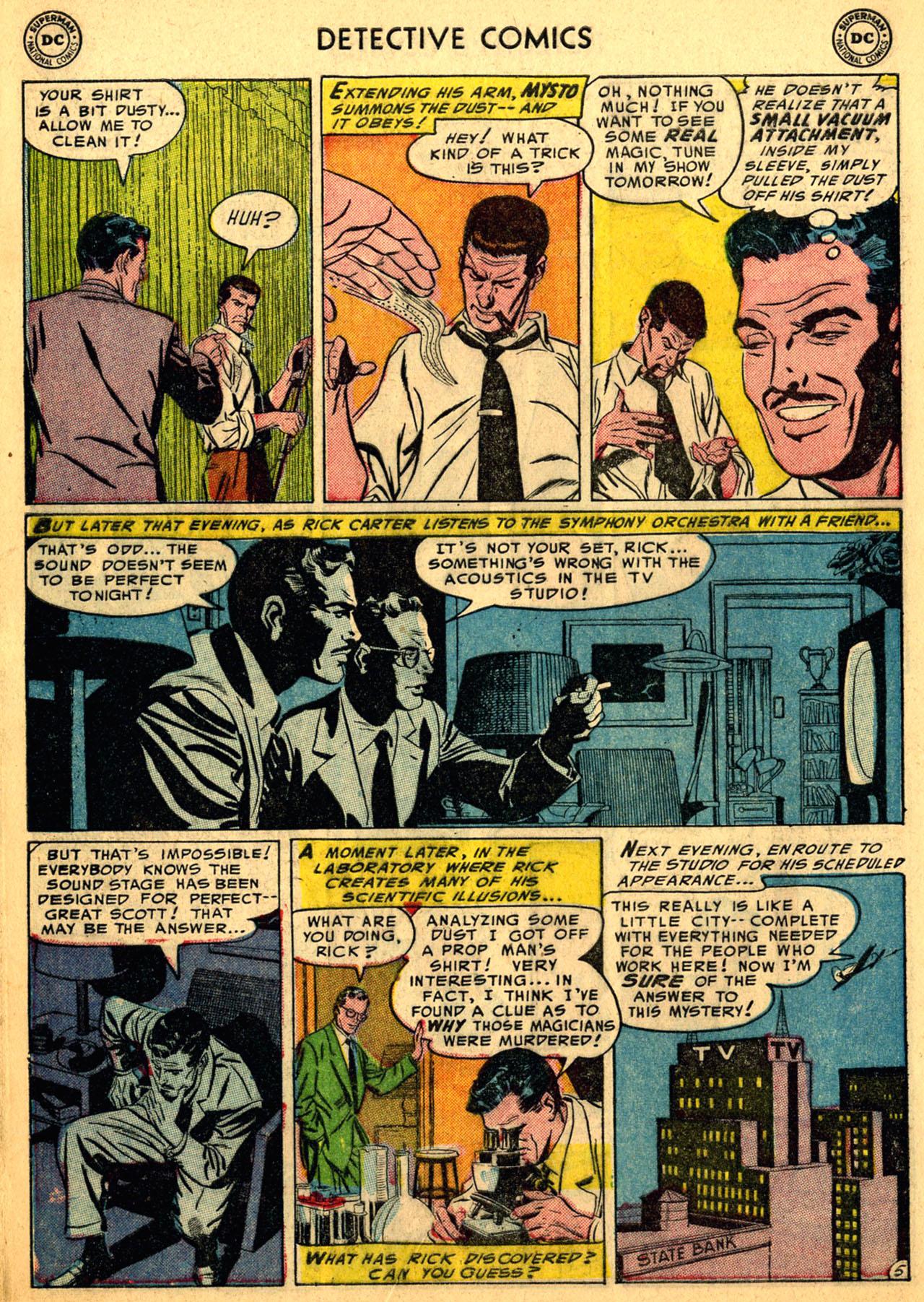 Read online Detective Comics (1937) comic -  Issue #205 - 38
