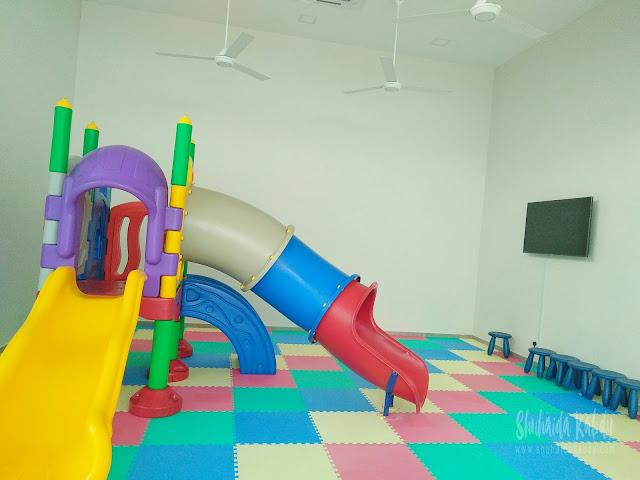 aktiviti kesukaan anak-anak,golfview residence club