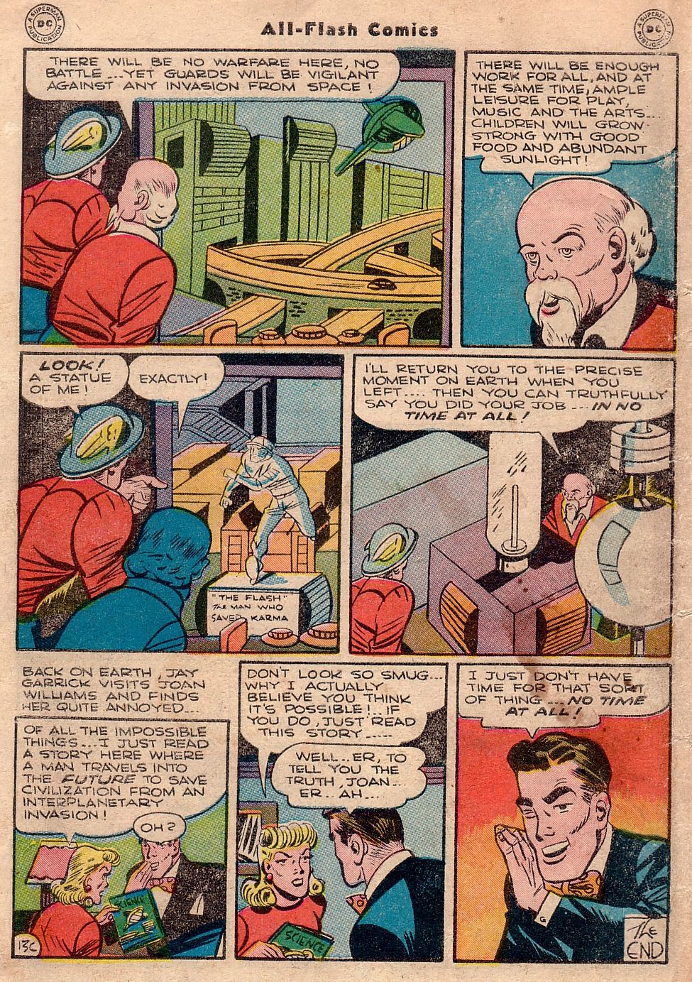 Read online All-Flash comic -  Issue #23 - 49