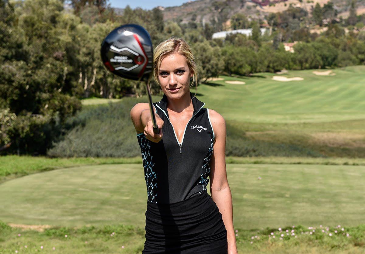 Vẻ đẹp chim sa cá lặn của nữ golf thủ Paige Rene Spinarac ...