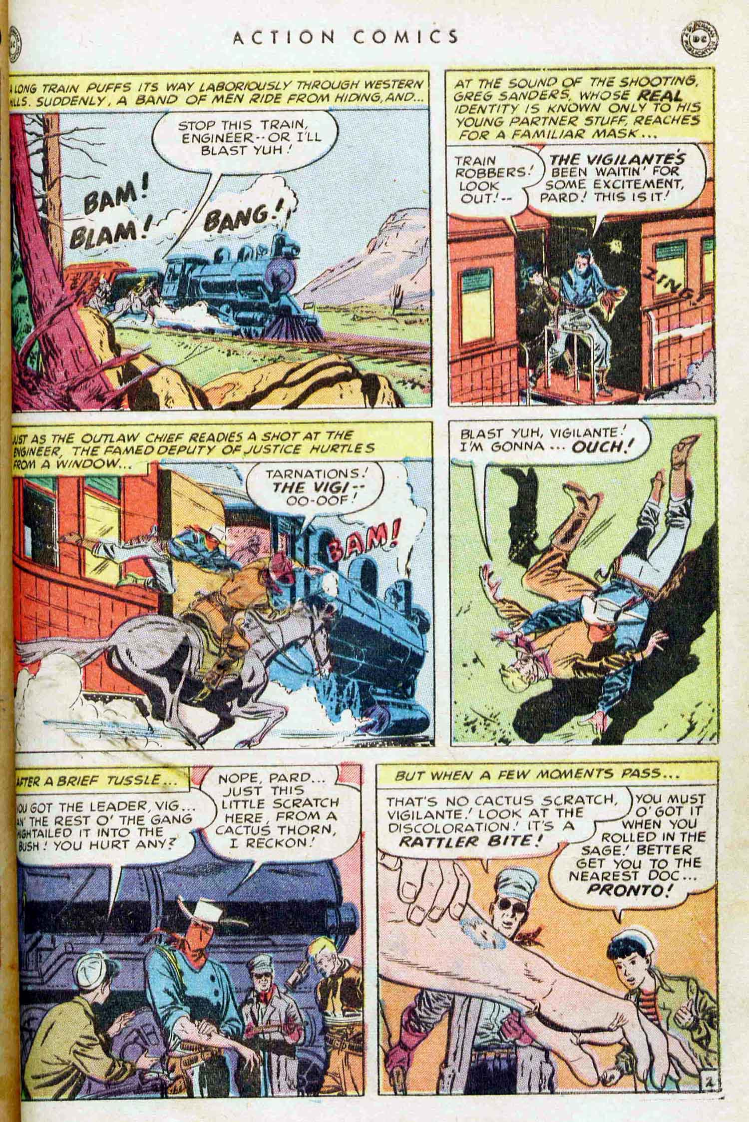 Read online Action Comics (1938) comic -  Issue #129 - 42