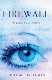Book Review and GIVEAWAY: Firewall, by Eugenia Lovett West {ends 11/5}
