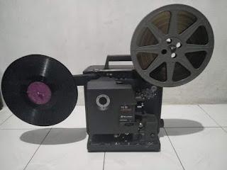 Dijual Kamera Proyektor bioskop jadul