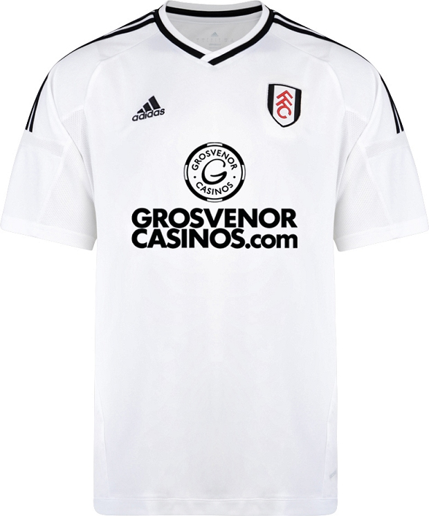 d270d643d3be3 Adidas divulga as novas camisas do Fulham - Show de Camisas