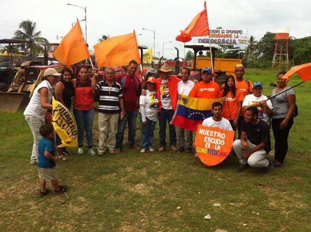 En toda Venezuela el pueblo grita que la constituyente no va