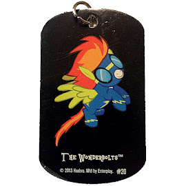 My Little Pony The Wonderbolts Series 1 Dog Tag