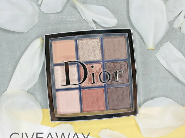 Giveaway! Enter To Win Dior's New Backstage Eyeshadow Palette!