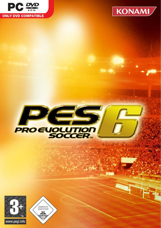 Pro Evolution Soccer 6 Full 1GB Letitbit   GamingDownload