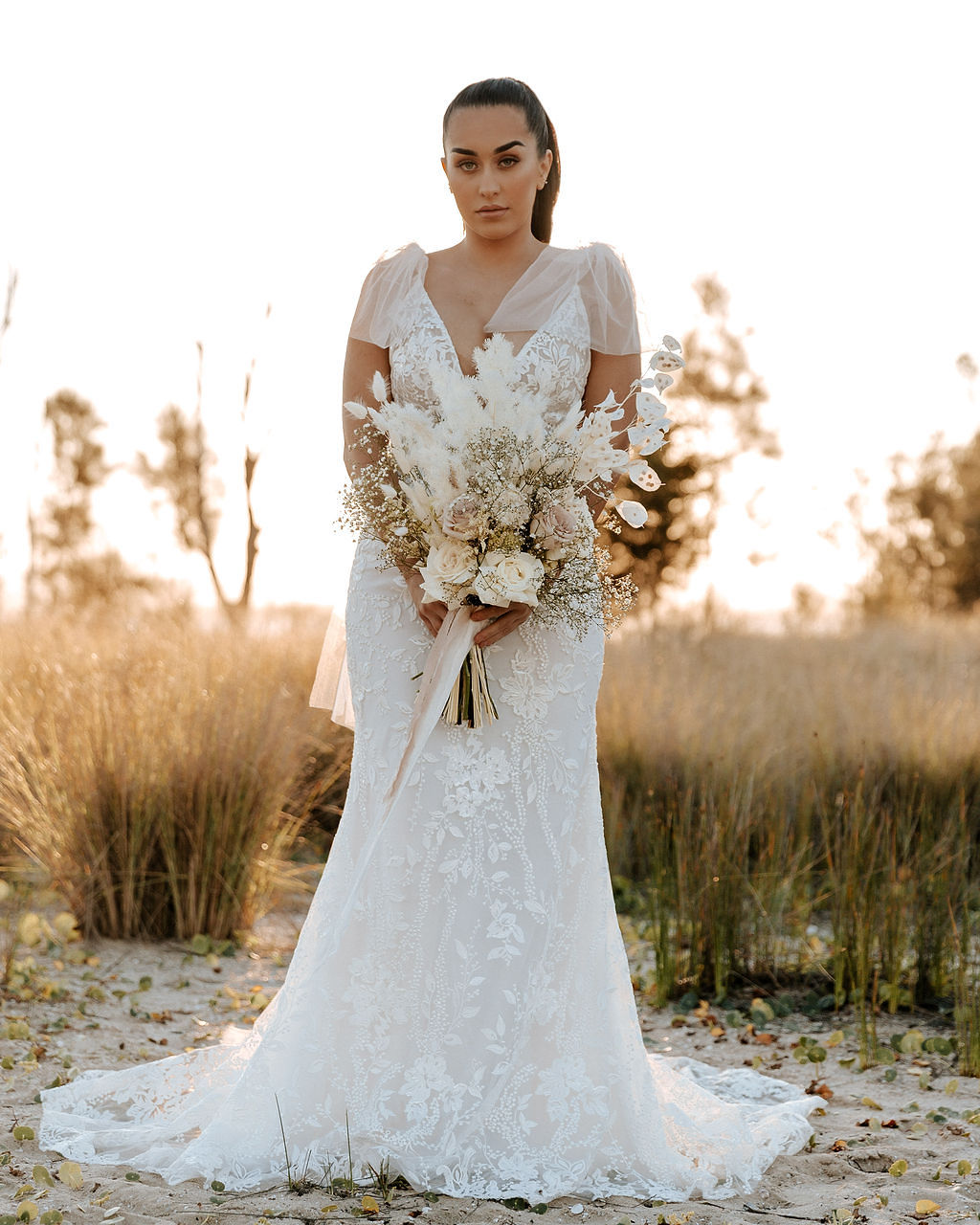 Leiafae Weddings photography bridal gowns bride dress floral designer australian