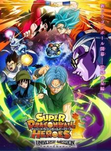 Dragon Ball Heroes - HD Vietsub