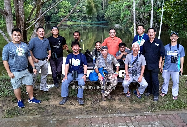 Bird Photographers from Sabah