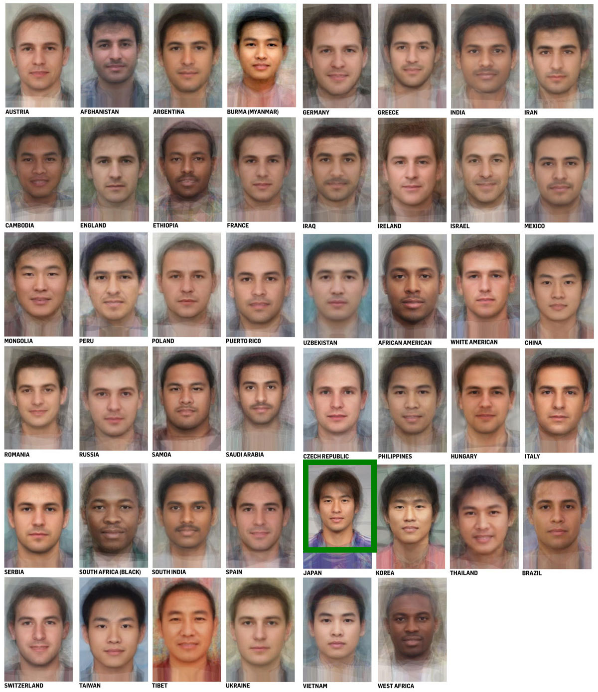 Can a person-specific face recognition algorithm be used to