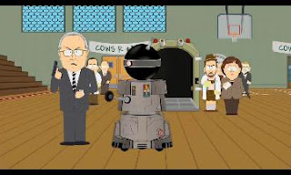 South Park Episodio 15x02 Chistobot