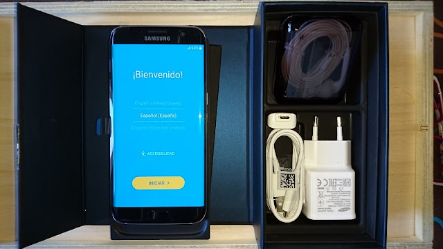 YoAndroideo.com: Nuestro Samsung Galaxy S7 Egde ya tiene 6 meses