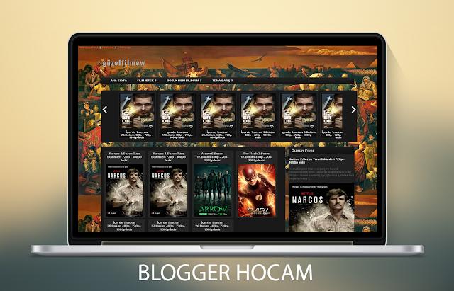 Blogger FilmBox  Teması
