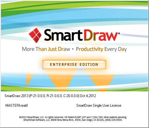 SmartDraw 2013 Enterprise
