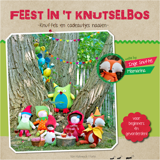 Feest in't Knutselbos!!! + give-away!!