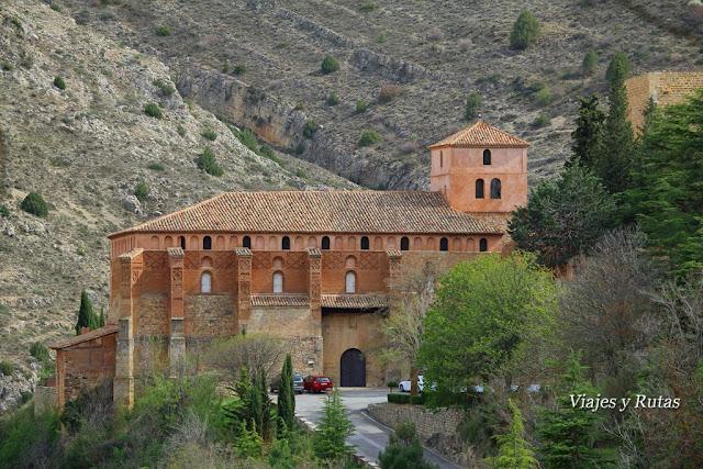 iglesia de Santa María de Albarracín