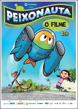 Peixonauta - O Filme Dublado