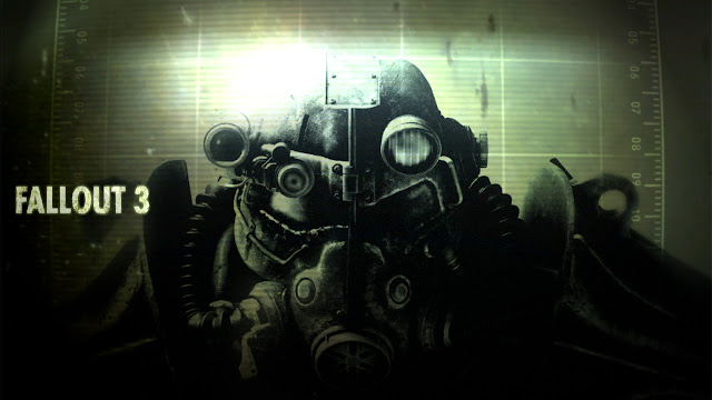 Fallout 3 title screen