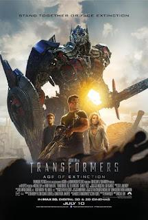 Transformers: La era de la extinción<br><span class='font12 dBlock'><i>(Transformers: Age of Extinction)</i></span>