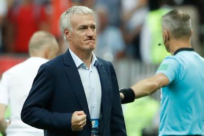 Pelatih Prancis Heran Griezmann, Kylian Mbappe Tidak Masuk Tiga Besar