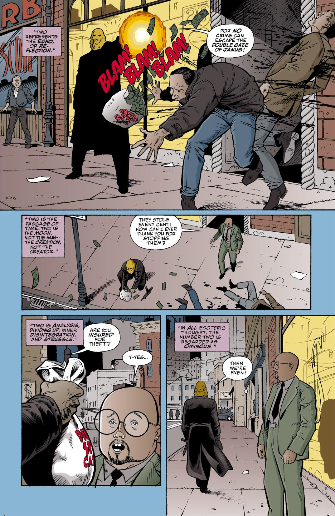 Batman: Shadow of the Bat 63 Page 3