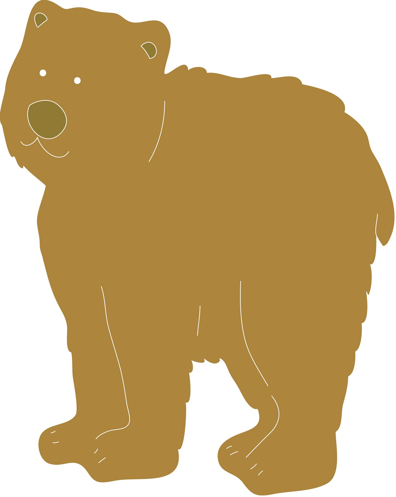 Homeschool Parent Brown Bear Brown Bear What Do You See