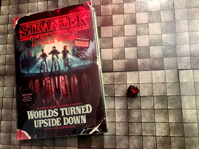 Book photo of Stranger Things: Worlds Turned Upside Down
