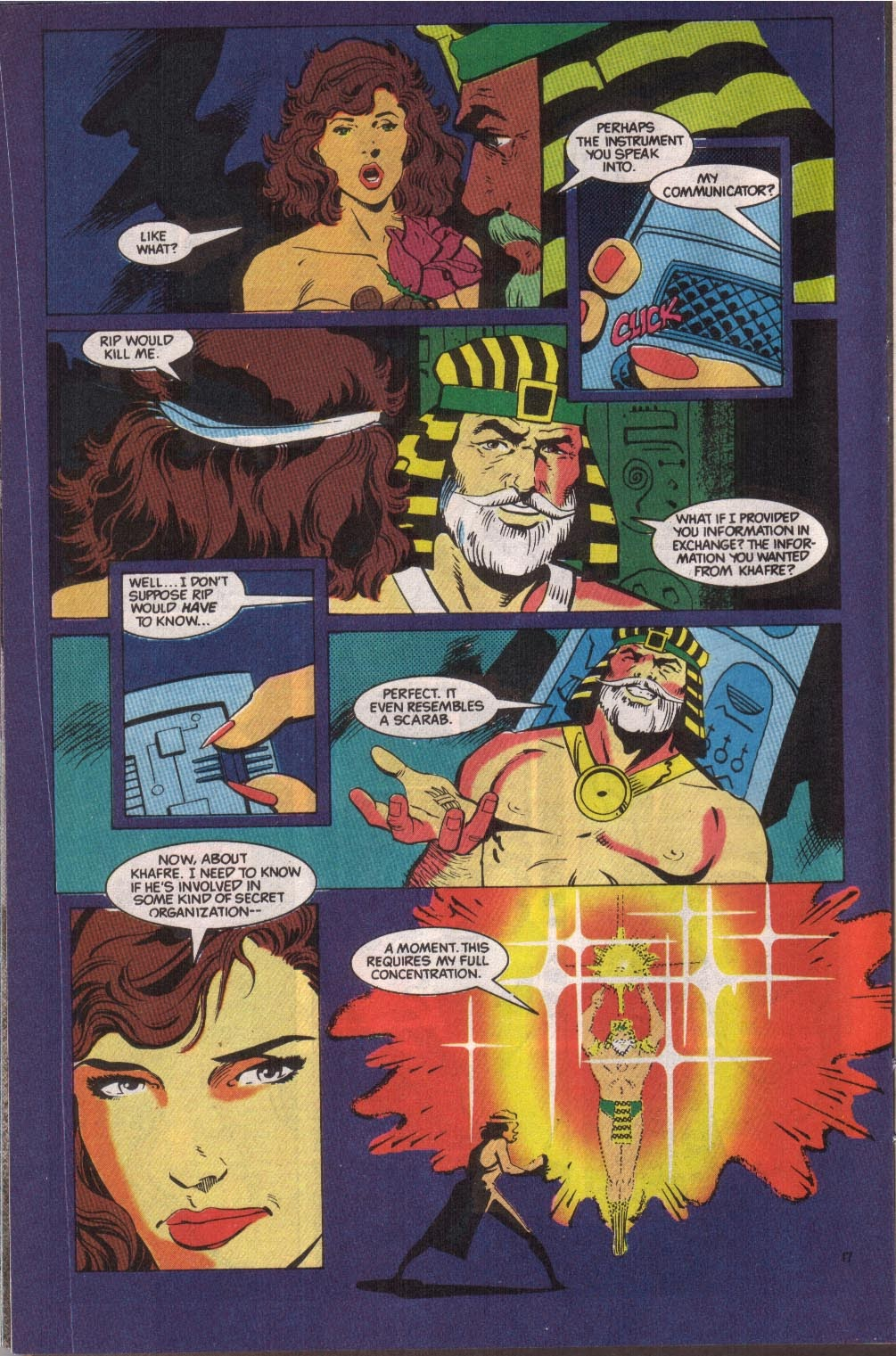 Time Masters issue 6 - Page 22