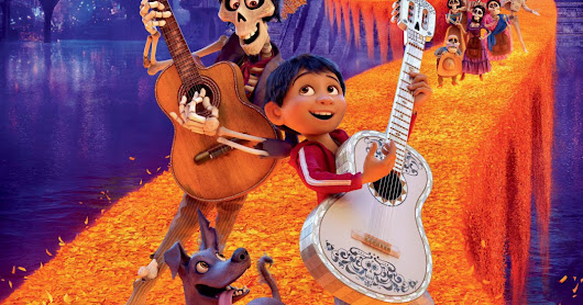 Disney Pixar Coco Movie Comes to Theatres Nov 22 & Giveaway!