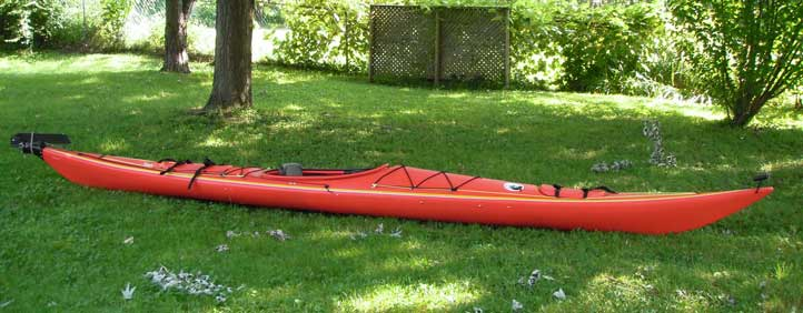 Kayaknut: Kayak Review: Sea Lion 17ft  by Perception