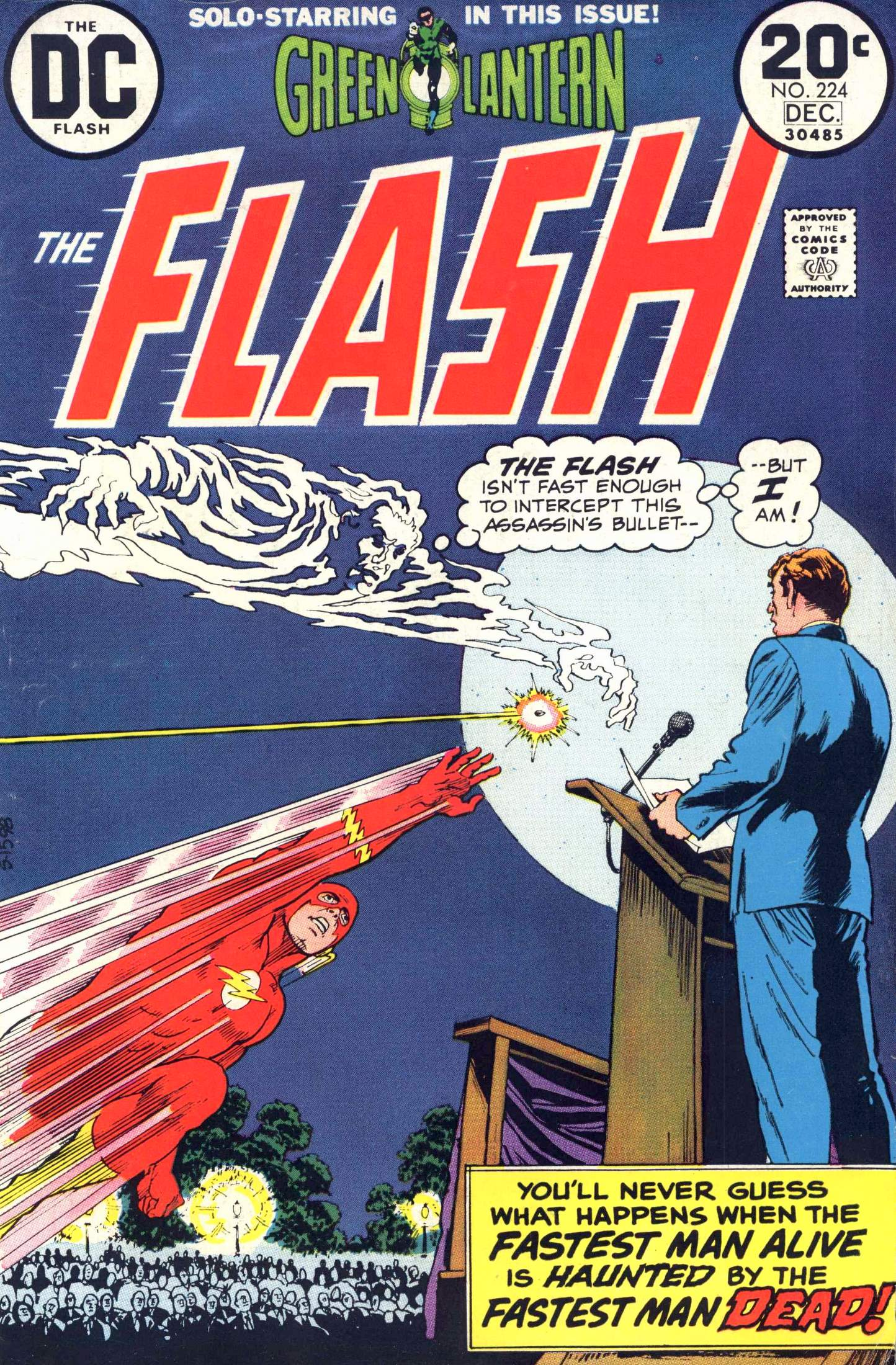 The Flash (1959) 224 Page 1