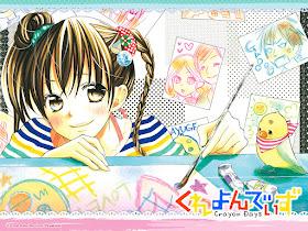 Crayon Days de Kozue Chiba