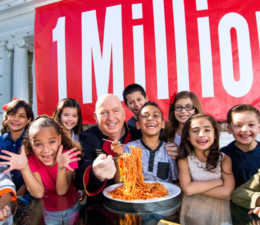 Bruno Serato, an Italian immigrant who entered the US with just $200 in his pocket as a child, worked his way up from a busboy to being a restaurant owner with just one purpose in life - feeding the poor children of California