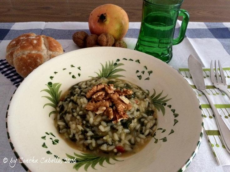 risotto-espinacas-vaso