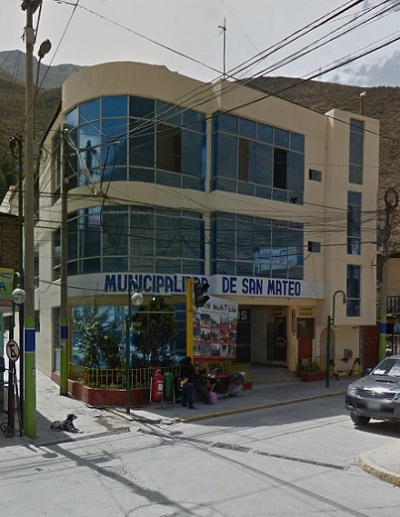 Municipalidad Distrital de San Mateo (Huarochiri)