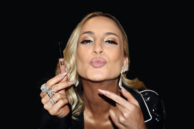 Batom Claudia Leitte estreia do The Voice